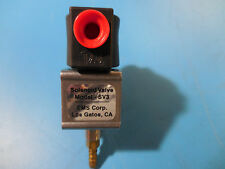 EMS Corp SV3 Solenoid Valve