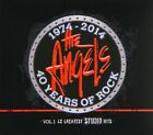 THE ANGELS - 40 YEARS OF ROCK - VOL 1: 40 GREATEST STUDIO HITS NEW CD
