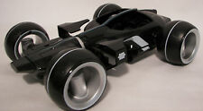 DISNEY STORE SPIN MASTER LTD 2010 CAR TOY LIGHTS RACING BLACK MODERN NICE!
