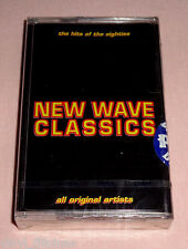 PHILIPPINES:NEW WAVE CLASSIC,TAPE,Cassette,RARE,SEALED,DEPECHE MODE,ERASURE,XMAL