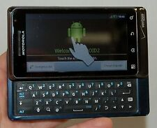 Motorola Verizon Droid 2 A955 Android Smart Phone qwerty-keyboard 3G WiFi camera