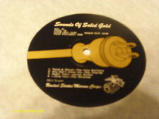 Sounds Of Solid Gold USMC LP Radio Show Ray Charles James Brown Volumes