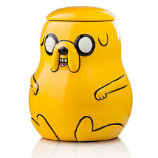 ADVENTURE Time-Jake CERAMIC Cookie Jar - * NUOVO *