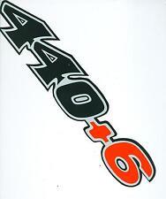 1970   ROAD RUNNER 440 -6 BARREL HOOD  DECAL-PAIR