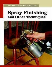 Fine Woodworking - Spray Finishing And Other Tech (2006) - Used - Trade Pap