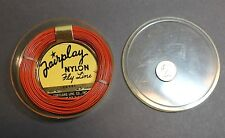 VINTAGE CORTLAND FAIRPLAY NYLON FLY LINE LEVEL SIZE C 25 YARDS NEW OLD STOCK