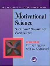 Key Readings in Social Psychology: Motivational Science : Social and...
