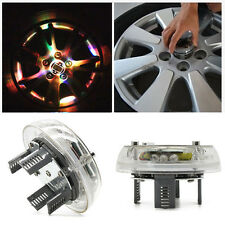 4 Mode 12 LED Car Auto Solar Energy Flash Wheel Tire Light Lamp Decoration 1PC