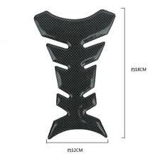 For Motorcycle CBR 600 1000 Carbon Fiber Tank Pad Tankpad Protector Sticker TICA