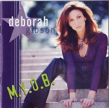 M.Y.O.B by Deborah Debbie Gibson (CD, Mar-2001, Golden Egg Records)