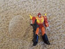 Japan Transformers PVC SCF Act 2 Autobot Rodimus Prime  Super Collector Figure