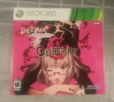 "Catherine: ""Love Is Over"" -- Deluxe Edition (Microsoft Xbox 360, 2011)"