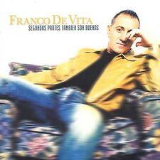 Segundas Partes Tambien Son Buenas by Franco De Vita (CD Only 1 Left New