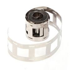 1M x 27 mm x 0,15 mm Nickel NASTRI NASTRO per 18650 batteria agli ioni di litio Spot di saldatura