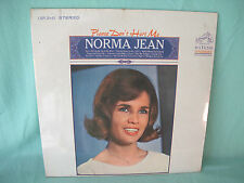 Norma Jean, Please Don't Hurt Me, RCA Victor Records LSP 3541, 1966, SEALED
