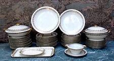 Porcelaine de Limoges Haviland Service de table période 1920/1930 @