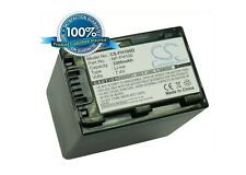 7.4V battery for Sony DCR-DVD306, DCR-HC37, HDR-UX7E, HDR-HC5, DCR-SR42A, HDR-CX