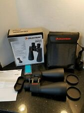 Celestron SkyMaster Giant 15x70 Binoculars with Tripod Adapter, Bird Watching