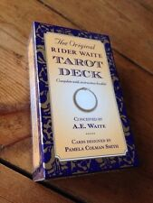 ORIGINAL RIDER WAITE TAROT CARD DECK CLAIRVOYANCE ORACLE PAGAN NEW AGE WICCA
