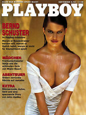 Playboy 09/1993   Playmate Sonja Giese  September/1993