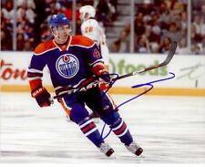 TAYLOR HALL signed PHOTO! Edmonton Oilers! Make offer! 3000209 8X10