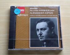 BRAHMS: LIEDER - KIPNIS - CD SIGILLATO (SEALED)