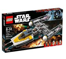 LEGO 75172  Star Wars Y- Wing Starfighter - BNISB