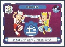 PANINI EURO 2012- #031-HELLAS-GREECE