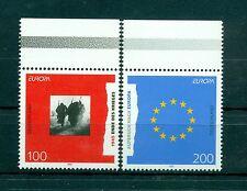 Allemagne - Germany 1995 - Michel n.1790/91 - L'Europe: la paix et la liberté **