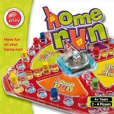 HOME RUN FULL SIZE BOARD GAME CHILDRENS KIDS TOY GAME FRUSTRATION GIFT CHRISTMAS