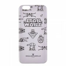 "CODELLO,Handyhülle,I Phone 6,""Star Wars"",Grau"