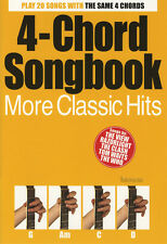 4-Chord Songbook More Classic Hits Chord Songbook Clash Who Lennon Beatles