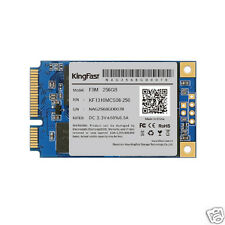 F9M mSATA mini PCIe 256GB Kingfast SSD For Lenovo HP laptop samsung Mini PC