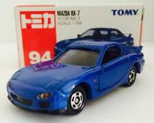 Takara Tomy Tomica No.94 Mazda RX-7 ( Blue Tomy ) - Hot Pick