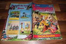 SILBERPFEIL der JUNGE HÄUPTLING  # 526  vom  1.1.1982 -- die PELZ-BANDITEN