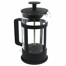 New 350ml / 11 oz. French Press Coffee and Tea Maker with Stainless Steel Filter
