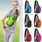 Waterproof Chest Bags Outdoors Small Runnig Shoulder Packs Sling Backpack Unisex