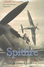 Spitfire - A Test Pilot's Story (Crecy Soft Cover Range)