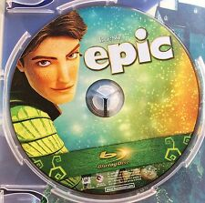 Epic Blu-ray disc only w/o case