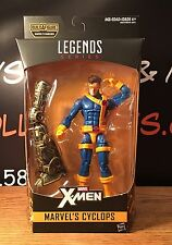 "Marvel Legends X-Men Cyclops BAF Warlock 6"" inch Action Figure Jim Lee wave 2"