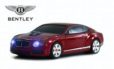 Bentley Continental GT Wireless Car Mouse (Red) - Officially Licensed