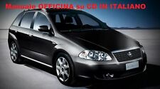 Fiat Croma (2005/ 2010) Manuale Officina ITALIANO SU CD