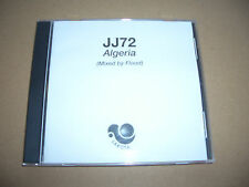 JJ72 - ALGERIA - MIXED BY FLOOD -ACETATE CD SINGLE - PRINTED DISC - NORMAL  CASE