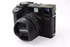 Bronica RF645 45mm Rangefinder  Camera with ZENZANON 65 mm lens Kit  #0724