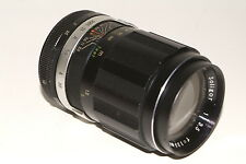 M42 fit Soligor f3.5 135mm prime lens