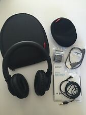 Sony MDR-ZX750DC Wireless Noise Canceling Headphones -