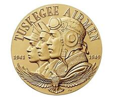 USA MEDAL 2006 BU TUSKEGEE AIRMAN BRONZE MEDAL 1.5 Inch