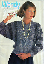 ~ Wendy Knitting Pattern Book ~ Twelve Beautiful Designs To Knit ~ See Photos