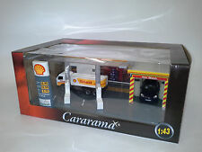 SHELL GAS STATION  1:43 CARARAMA. SERIES NO. 204. NEW IN BOX.
