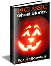 19 Great Classic Ghost Stories for Halloween
